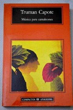 portada Musica Para Camaleones - Pocket