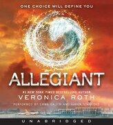 Allegiant Cd (divergent Series) - Veronica Roth - Katherine Tegen Books