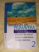 DESPERTAR EN PRIMAVERA - Anthony de Mello - Sites/Lumen Books