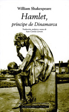 Hamlet. principe de dinamarca; william shakespeare