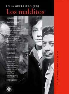 portada Los Malditos - Leila Guerriero - 2da Edición Septiembre 2017.