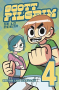 Scott Pilgrim 4 - Bryan Lee O'Malley - Debolsillo