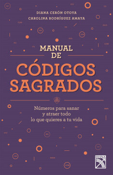 portada Manual de Códigos Sagrados