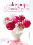 Cake Pops, Cookie Pops y Tartas Decoradas - Carmen Fernandez - Libsa