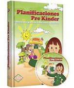 Planificaciones Prekinder + cd rom - Lexus Editores - Lexus Editores