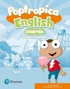 Poptropica English Starter Activity Book Pearson - No - Pearson