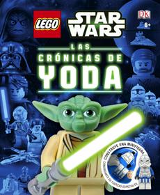 portada Lego Star Wars Cronicas de Yoda