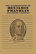 The Autobiography of Benjamin Franklin and Other Writings (Word Cloud Classics) (libro en Inglés)