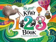 The Great Kiwi 123 Book (libro en Inglés) - Donovan Bixley - Upstart Press