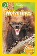 National Geographic Kids Readers: Wolverines (L3) (Readers) (libro en Inglés) - Melissa Stewart - National Geographic Kids