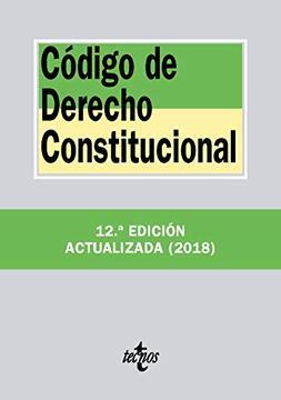 portada Código de Derecho Constitucional