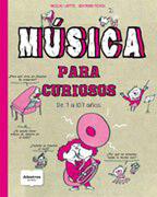 MUSICA PARA CURIOSOS DE 7 A 10 AÑOS