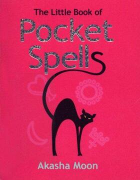 portada The Little Book of Pocket Spells (libro en Inglés)