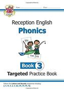 New English Targeted Practice Book: Phonics - Reception Book 3 (libro en Inglés)