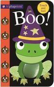 Alphaprints Boo (libro en Inglés)