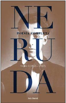 portada Poesia Completa Tomo 1 (1915-1947)