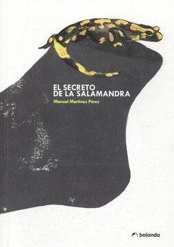 portada El Secreto De La Salamandra
