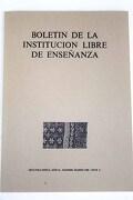 Boletín de la Institución Libre de Enseñanza, Número 4, Marzo 1988