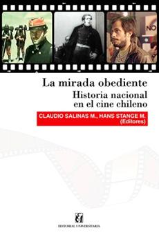 portada Mirada Obediente, la - Hist. Nacional en el Cine Chileno