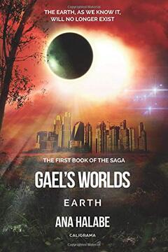 portada Gael´s Worlds - Earth (libro en Inglés)
