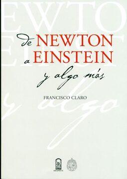 portada De Newton A Einstein Y Algo Mas