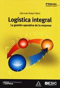 Logistica Integral: La Gestión Operativa de la Empresa - Anaya - Alfaomega Editor