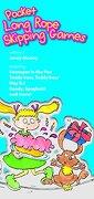 Pocket Long Rope Skipping Games (Jenny Mosley's Pocket Books) (libro en Inglés)