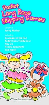 portada Pocket Long Rope Skipping Games (Jenny Mosley's Pocket Books) (libro en Inglés)