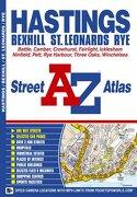 Hastings Street Atlas (A-Z Street Atlas s. ) (libro en Inglés)