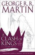 A Clash of Kings: Graphic Novel, Volume one (libro en Inglés)
