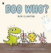 Boo Who? (libro en Inglés)