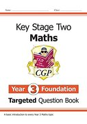 New ks2 Maths Targeted Question Book: Year 3 Foundation (libro en Inglés)