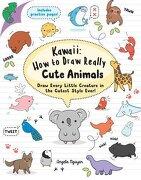 Kawaii: How to Draw Really Cute Animals (libro en Inglés)