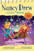 Boo Crew (Nancy Drew Clue Book) (libro en Inglés)