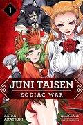 Juni Taisen: Zodiac war (Manga), Vol. 1 (libro en Inglés) - Akira Akatsuki - Viz Llc