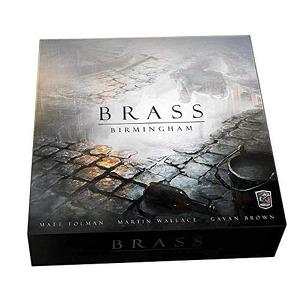 Roxley Games Brass Birmingham Board Games Style:Brass Birmingham (1988884047-com) new