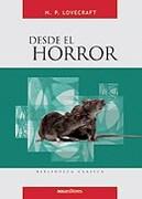 Desde el Horror - H. P. Lovecraft - Dos Tintas Sa