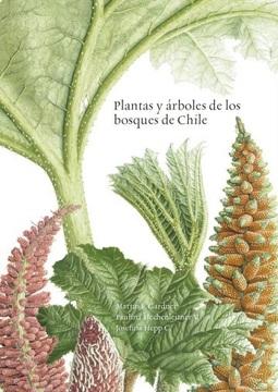 portada Plantas y Arboles de los Bosques de Chile