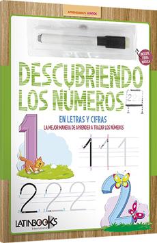 portada Descubriendo los Numeros en Letras y Cifras