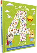 Cuentos Para 4 Años - Melanie Joyce - Latinbooks