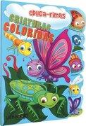 Col. Educa Rimas-Criaturas Coloridas - EQUIPO LATINBOOKS - LATINBOOKS