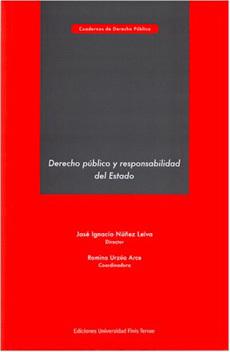 portada Derecho Publico y Responsabilidad del Estado