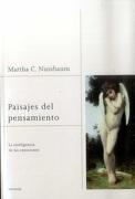 Paisajes del Pensamiento - Martha C. Nussbaum - Paidos