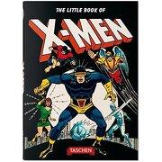 The Little Book of X-Men (libro en Español, Italiano, Portugués) - Roy Thomas - Taschen