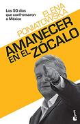 Amanecer en el Zócalo - Elena Poniatowska - Booket Planeta