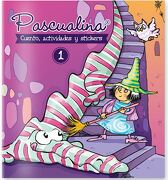 Pascualina Cuento, Actividades, Stickers, Vol. 1 - The Pinkfire - The Pinkfire