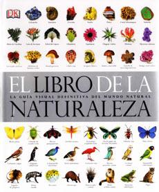 portada Enciclopedia el Libro de la Naturaleza Dorling Kindersley