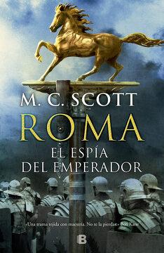 portada Roma: El Espía del Emperador
