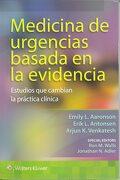 Medicina de Urgencias Basada en la Evidencia - Emily L. Aaronson; Erik L. Antonsen; Arjun K. Venkatesh - Ovid Technologies