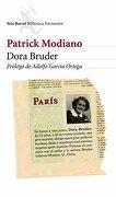 Dora Bruder - Modiano Patrick - Seix Barral